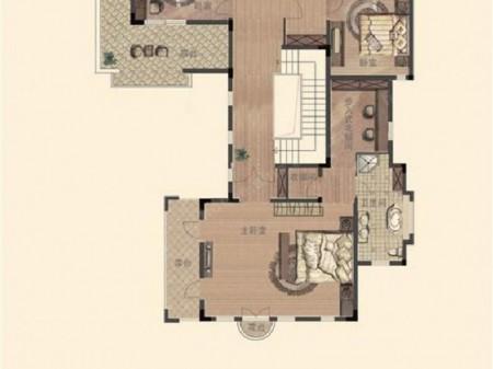 身份地位的象征 豪装500万高端住宅区融创81号独栋别墅出售