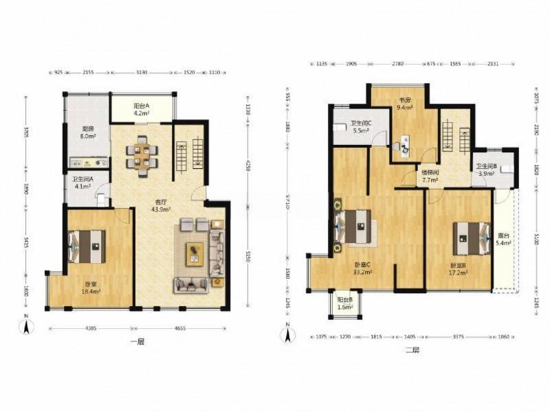 园区双湖电梯洋房,中间楼层,豪华装修,东区在售一套,诚售