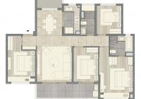 4室2厅2厨2卫143m?户型