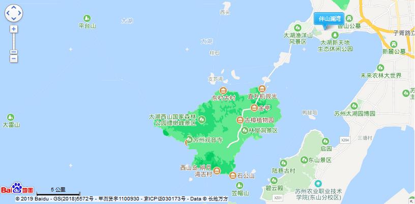 伴山澜湾交通图