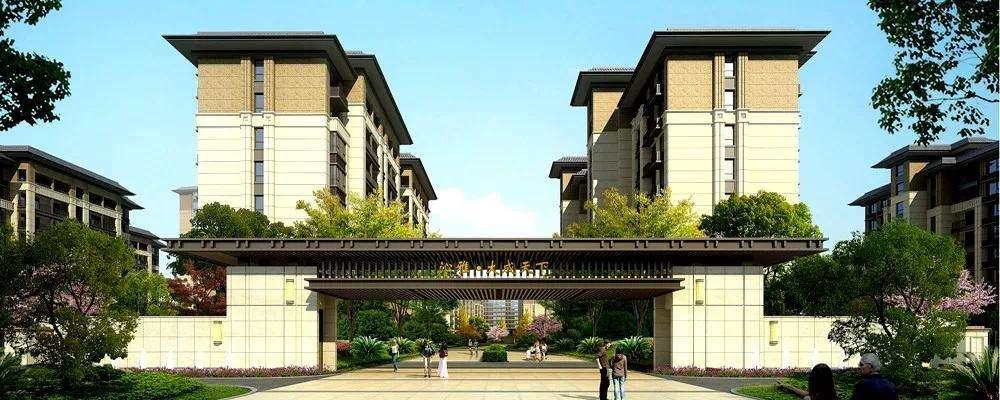 沁雅大成天下城南核心区域 新中式美学下的至藏洋房