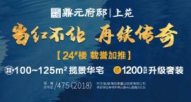拓基鼎元府邸25#毛坯高层在售