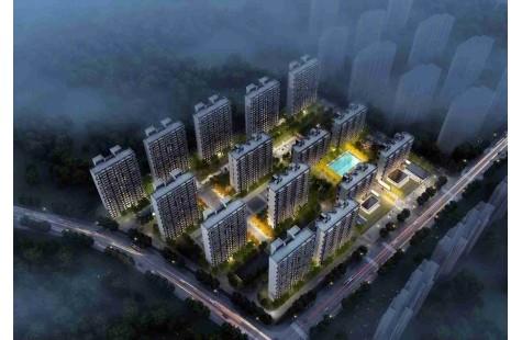 新澎湃国际社区 苏州买房首选精装准现房 200万能买到的小区!