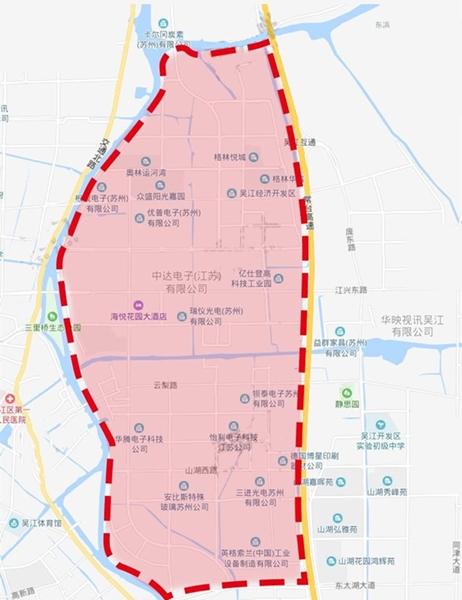 吴江运东为什么会火 揭秘苏州楼市年度网红板块