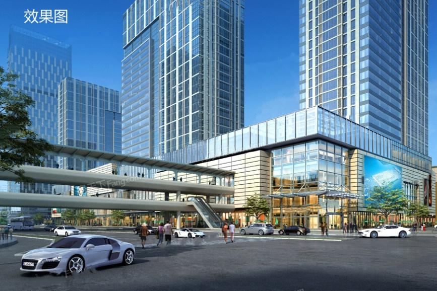 江南渡商业中心开盘时间 项目位置 在哪里 售楼处电话 户型图