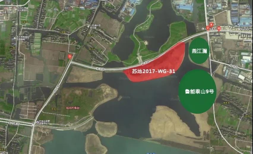 相城湖湾湘洲雅园项目规划楼栋 升值空间 楼盘最新详情