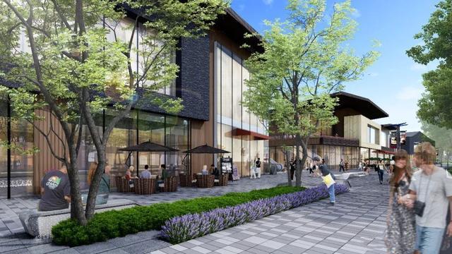 琴湖溪里商业中心