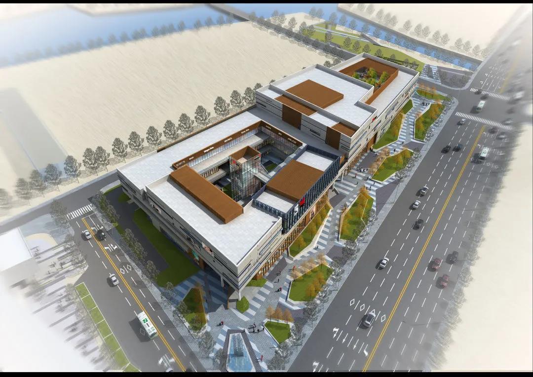 虎丘枫津大街商业广场网上售楼处 周边生活配套 升值空间