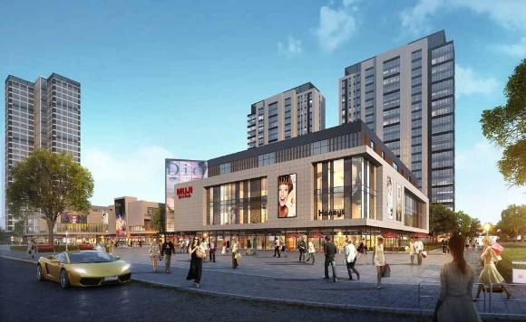 苏悦汇商业广场