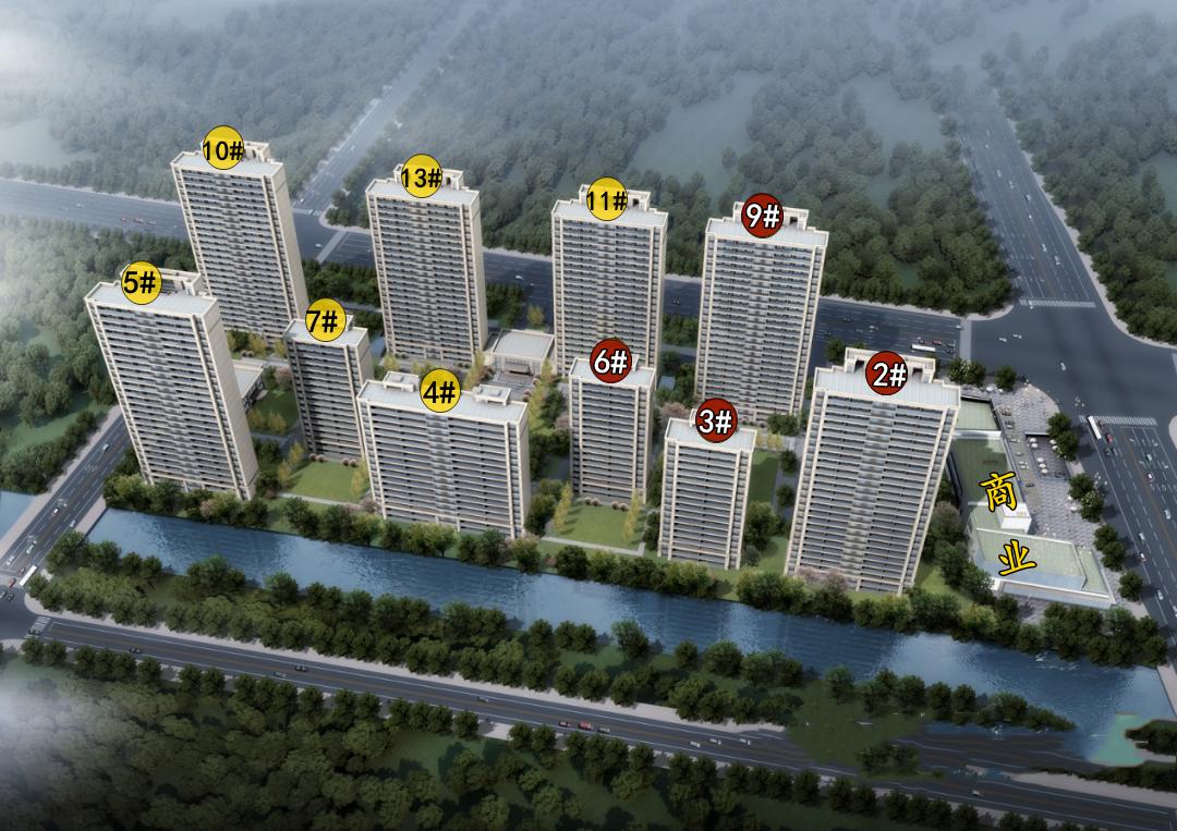 明月滨河坊周边交通环境怎么样 苏州明月滨河坊项目规划楼栋 产权年限
