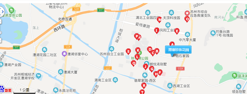 渭塘珍珠花园开发商信息 苏州渭塘珍珠花园周边交通环境怎么样 产权年限