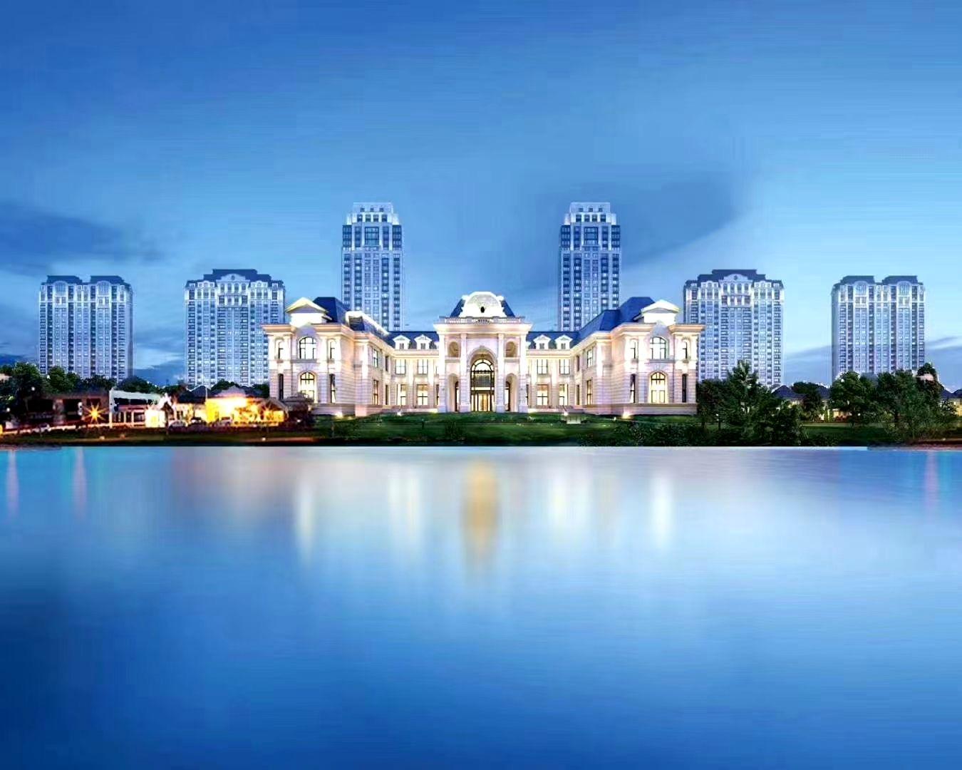 孔雀城大湖天悦