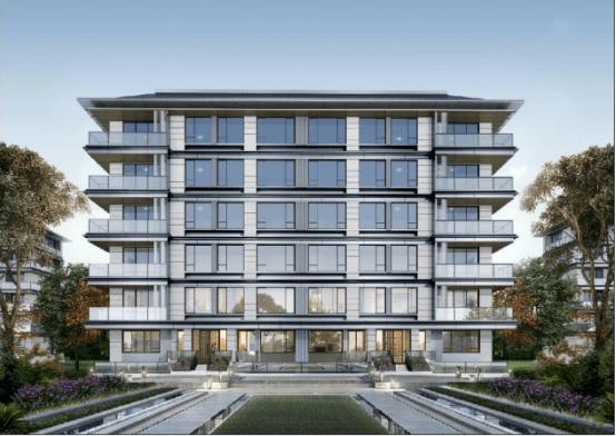 阅麓雅园 低密精装现房住宅 升值空间高 建面110-170㎡纯洋房社区