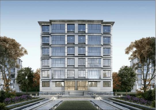 中海阅狮山 建面105-170㎡现房出售 新区新案名 下沉式庭院设计