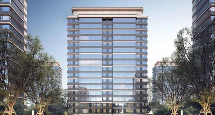 云栖秀庭 面积段约100-230m²改善房 京东+平安+中南联合开发
